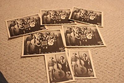WFMD - Frederick MD - Musical Melodies - Photo Print - 7 total - 2 different