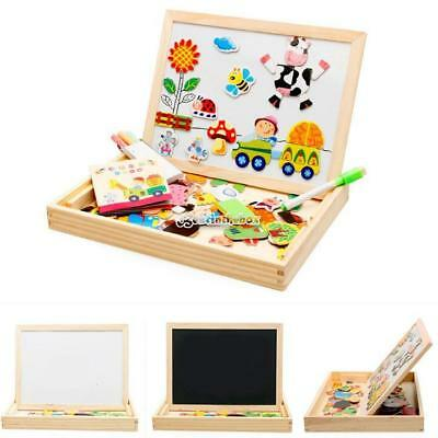 New Children Kid's Multifunctional Writing Board Magnetic Animal B98B 01