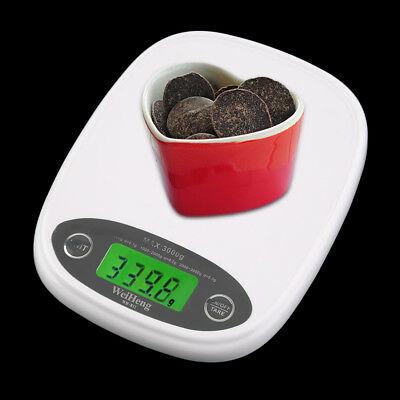 3kg/0.5 Digital Kitchen Scale Diet Food Compact Kitchen Scale LCD Screen Healthy