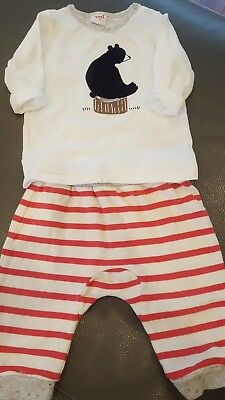 Baby Boys Clothes size 0 (Seed)