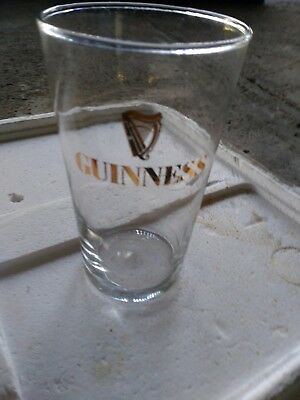 Guiness Pint Glass