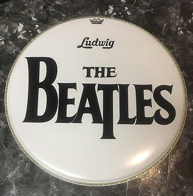 The Beatles 22 Inch Reproduction Bass Drum Head