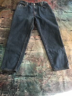 Levi's  Women's Jeans  Classic Relaxed 550 Jeans  size 12 Miss