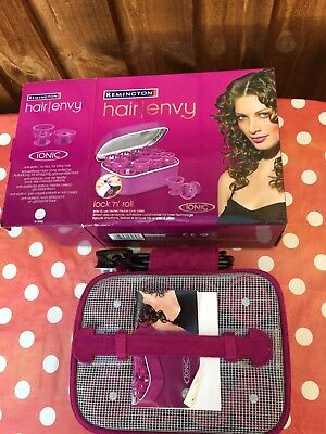 Remington Hair Envy Rollers Lock And Roll