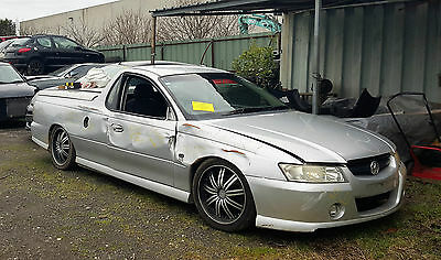 Holden Commodore Vz 2004 Ute Engine V6 Auto