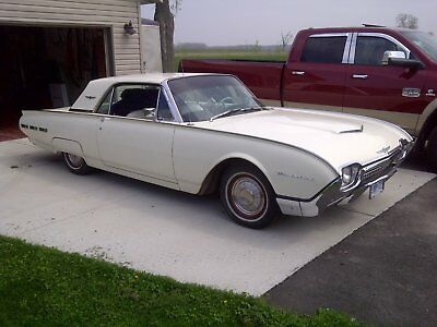 Ford: Thunderbird 1962 Ford Thunderbird