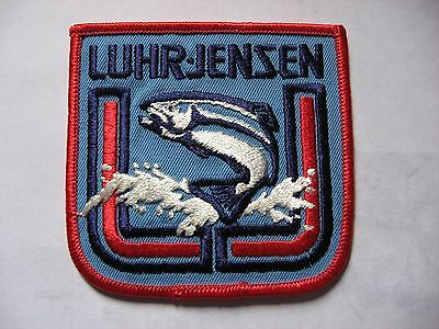 Luhr-Jensen Fishing Patch