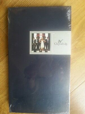 Blondie UK CD 25th Anniversary Chrysalis Box - new and sealed - Limited edition