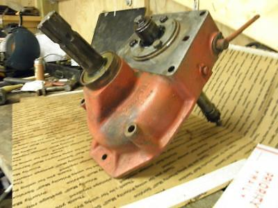 Farmall A & B Pto #9091-Dc/l2*cleaned Up*new Gaskets*ready To Go!
