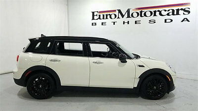 2016 Mini Clubman Clubman mini cooper clubman fully loaded naviagtion 16 15 automatic auto Low Miles 4 dr