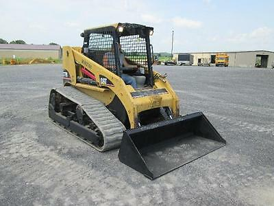 Cat 277B Farm Skid Steer Loader