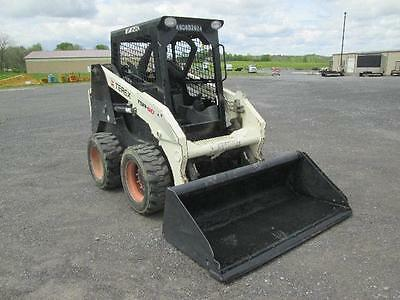 Terex TSR-60 Farm Skid Steer Loader