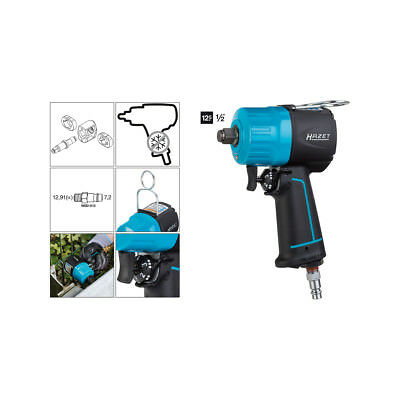 HAZET 9012MT Impact wrench, short, max. loosening torque: 1400 Nm