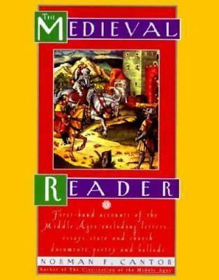 The Medieval Reader by Cantor, Norman F.