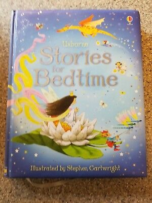 Usborne Books 34 Stories for Bedtime