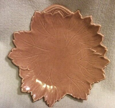 Woodfield Leaf Plate By Steubenville