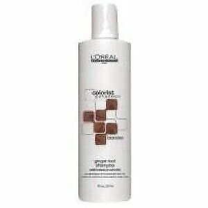 Shampoo with Ginger Root Best for Blondes Semi Permanent by Colorist Collection