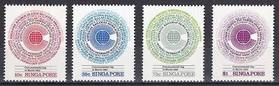 Singapore 1983 Commonwealth Day MNH