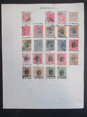 Old World Collection on pages 1800's to 1930's breaking up each page (A210)