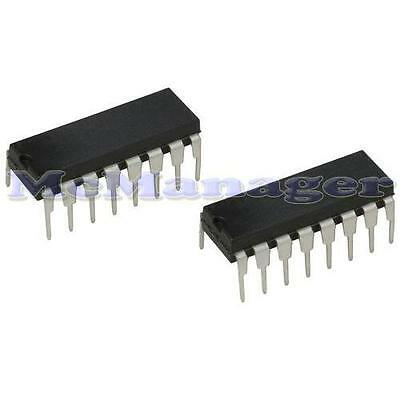 2x CD4050 HCF4050 HEX BUFFER/CONVERTER   C-MOS IC