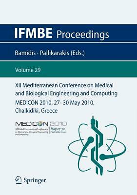 XII Mediterranean Conference on Medical and Biological Engineering and Comp ...