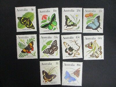 Australian Decimal Stamps: Mint Sets - Great Mix of Issues (5779)