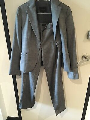 Country Road Grey Suit 10/8