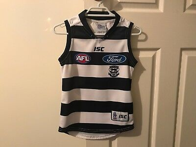 AFL GEELONG CATS FOOTBALL GUERNSEY - Kids Size 10