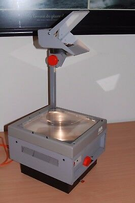 Overhead Projector OHP - AVA Nordica 400 + 10 x Transparency Film