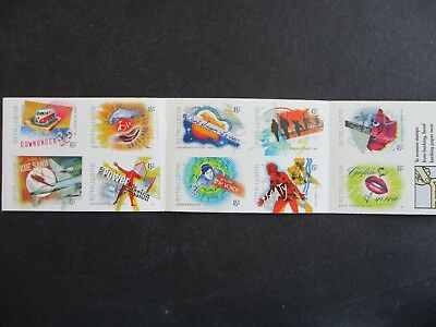 Australian Decimal Stamps - Booklets - Great Mix of Issues (6636)