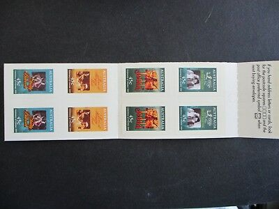 Australian Decimal Stamps - Booklets - Great Mix of Issues (6659)
