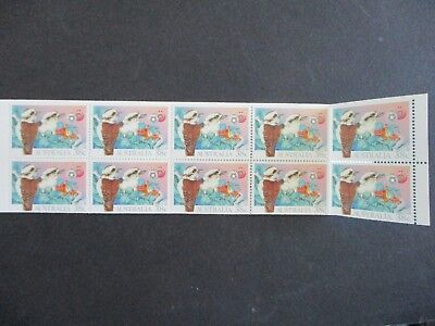 Australian Decimal Stamps - Booklets - Great Mix of Issues (6674)