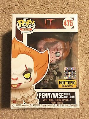 Funko Pop Vinyl It Pennywise With Teeth 473 Fye