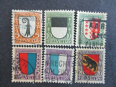Switzerland Stamps - Mint & Used - Excellent Items, Must Have! (6746)