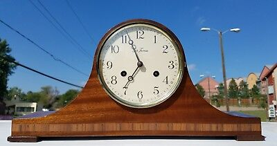 Antique Seth Thomas Westminster Mantle Clock untested. Last chance sale 9-18