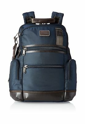 TUMI Alpha Bravo Knox Backpack Navy One Size