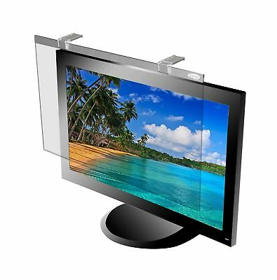 Kantek LCD20W LCD Protect Deluxe Anti-Glare Filter for 19 to 20-Inch Widescre...