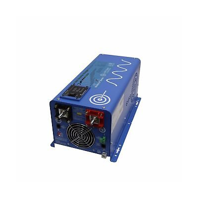 AIMS Power 3000 Watt 24V DC to 120V AC Pure Sine Inverter Charger