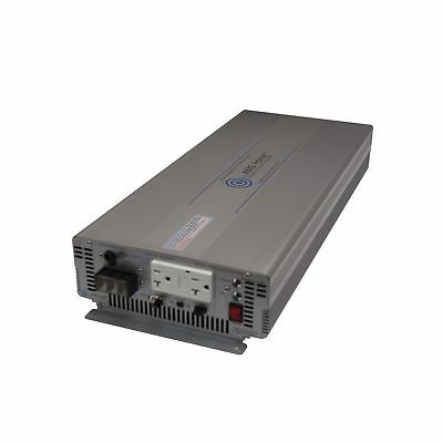 AIMS Power (PWRIG300012120S) 3000W Pure Sine Power Inverter with GFCI