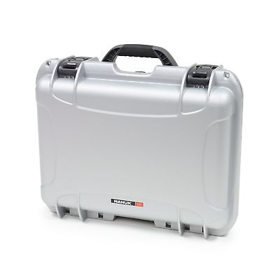 Nanuk 925 Waterproof Hard Case with Padded Dividers - Silver