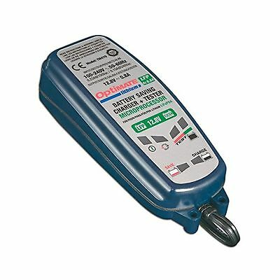 OptiMATE Lithium 4s 0.8A TM-471 8-step 12.8/13.2V 0.8A Battery saving charger...