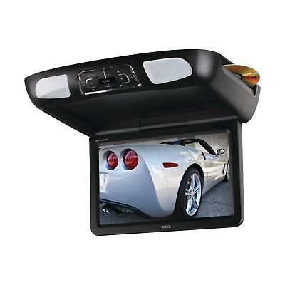 BOSS AUDIO BV11.2MC 11.2 inch Widescreen Flip down & Swivel Monitor with DVD ...
