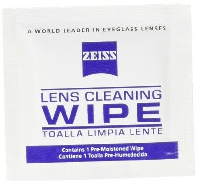 Cleaning Wipes Cloths Pre-Moistened Lens for Screen 6 x 5 Inches 50 Count NEW