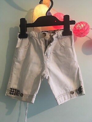 Burberry Baby Boy Shorts 6 Months