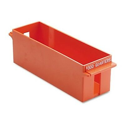 MMF Industries Porta-Count Extra-Capacity Rolled Coin Quarter Storage Tray 3....