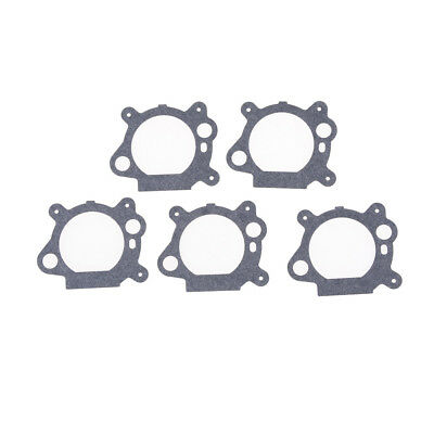 10Pcs Air Cleaner Mount Gasket for Briggs & Stratton 272653 272653S 795629 Xed