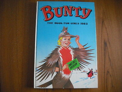 Bunty For Girls - Annual 1983