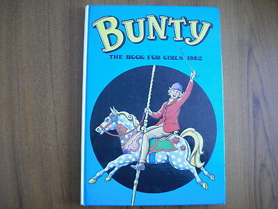 Bunty For Girls - Annual 1982
