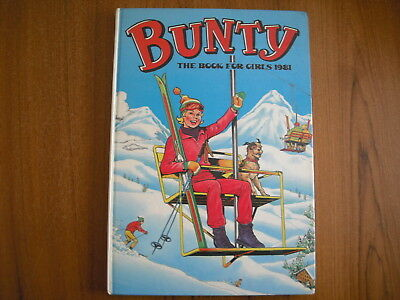 Bunty For Girls - Annual 1981