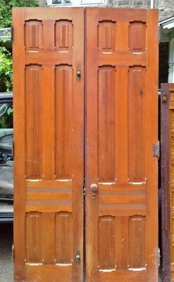Reclaimed Architectural Salvage Antique Victorian Eastlake Doors Door Craftsman